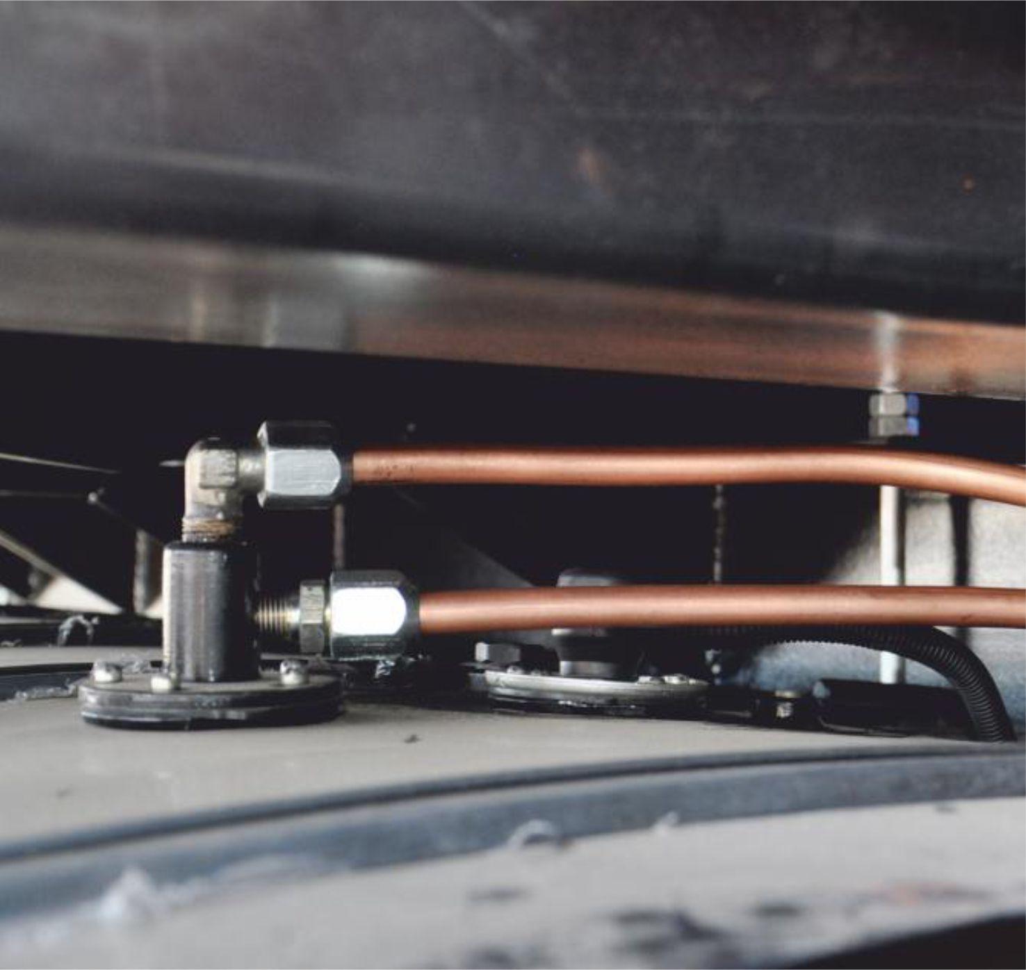 Топливозаборник ПТ-360
