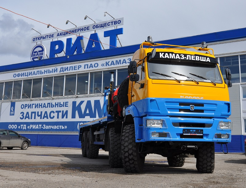 КАМАЗ-ЛЕВША