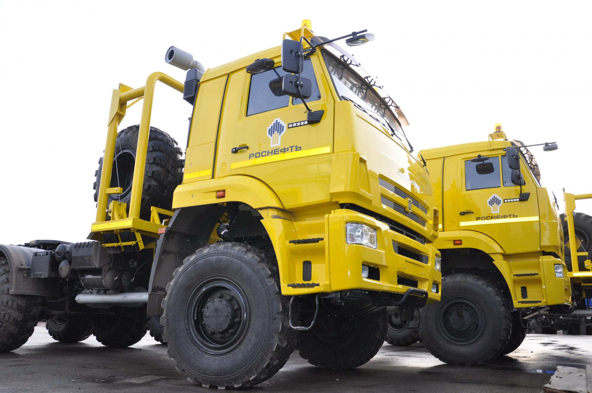 КАМАЗ-65225 БАТЫР от ОАО РИАТ